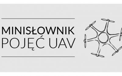 Minisłownik pojęć UAV