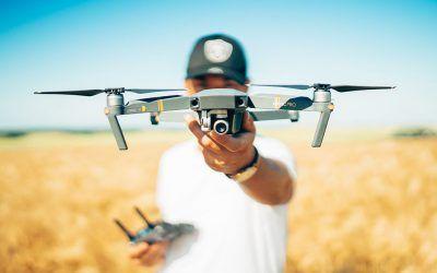 Dofinansowane szkolenia z obsługi dronów